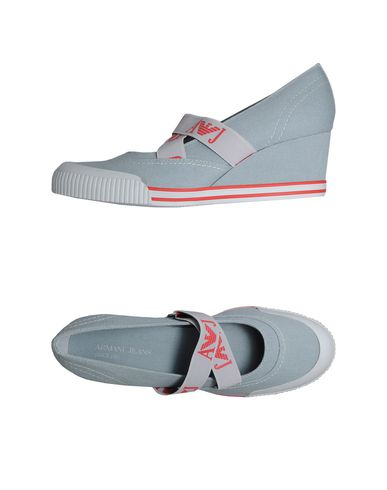 ARMANI JEANS - Closed-toe slip-ons