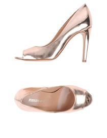 PIERRE DARRE' - Pumps with open toe