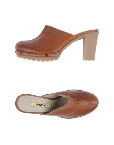 MANAS - Open-toe mule
