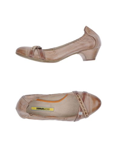 MANAS - Closed-toe slip-ons