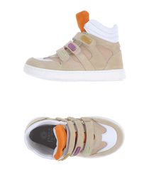 ENRICO FANTINI JUNIOR - Low-tops