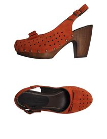 MATERIA PRIMA by GOFFREDO FANTINI - Closed-toe slip-ons