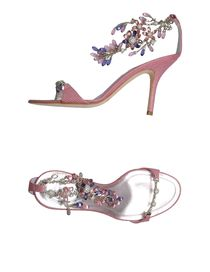 RENE' CAOVILLA - High-heeled sandals