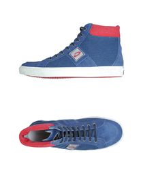 ALBERTO GUARDIANI SPORT - High-top sneaker