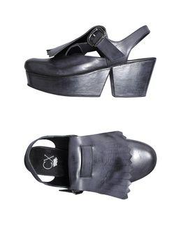Sandalias con plataforma - CX EUR 85.00