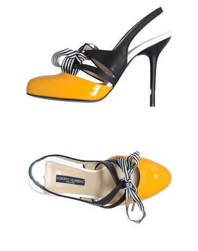 ALBERTO GUARDIANI - Closed-toe slip-ons