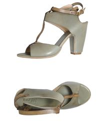 TARGET - High-heeled sandals