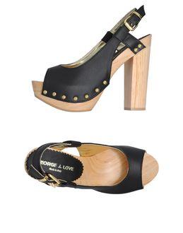 Sandalias con plataforma - G.J.L. EUR 49.00