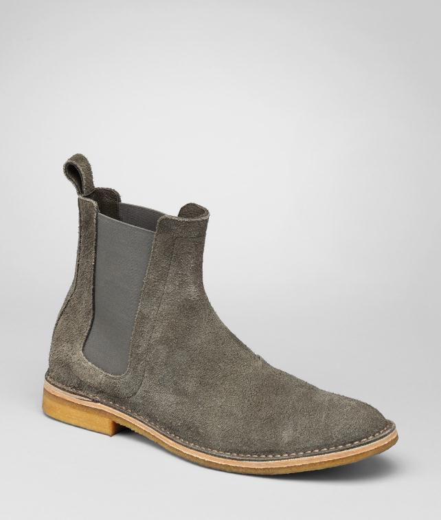 BOTTEGA VENETA Buffalo Leather Ankle Boot Boots and ankle boots U fp