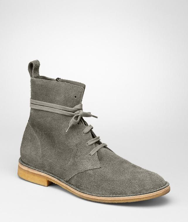 Buffalo Leather Sneaker