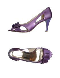 ROCCOBAROCCO - Pumps with open toe