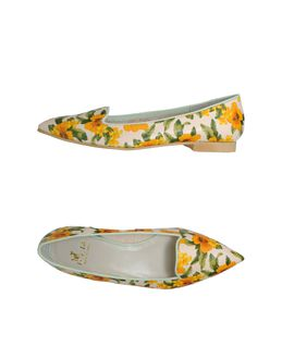 Lecleacute Footwear Ballet Flats