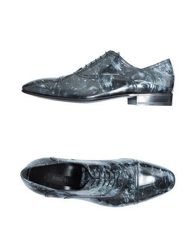 GIANNI BARBATO - Laced shoes