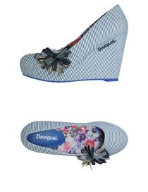 DESIGUAL - Closed-toe slip-ons