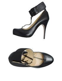 TWIN-SET Simona Barbieri - Platform pumps