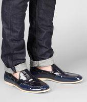 Vernice Boat Shoe