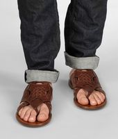 Cuir Sandal