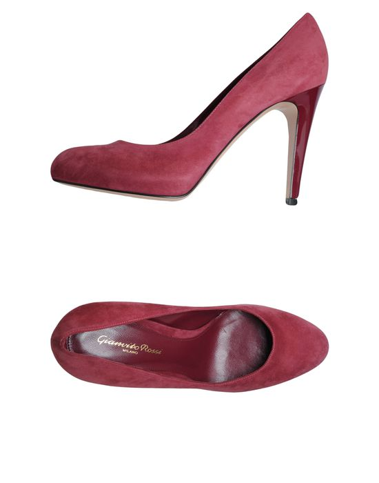 GIANVITO ROSSI Туфли на платформе туфли gianvito rossi 7 8 5cm