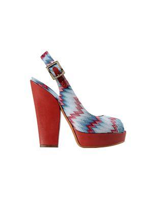 MISSONI Sandals & Clogs Sandals on shoescribe.com