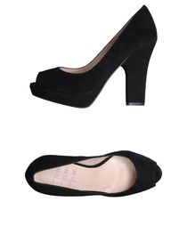 TO BE - Pumps with open toe