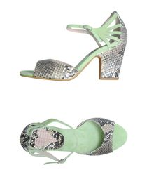 TO BE - High-heeled sandals