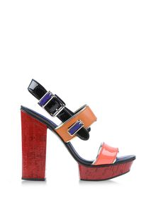 Platform sandals - KENZO