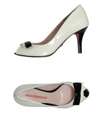ROCCOBAROCCO - Closed-toe slip-ons