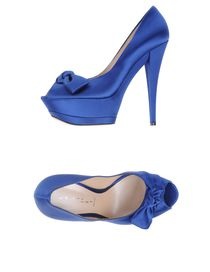 CASADEI - Courts with open toe