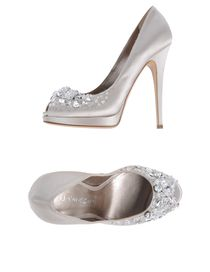 CASADEI - Pumps with open toe