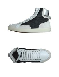 PdO GOLD - High-top trainers