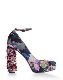 Platform pumps - NICHOLAS KIRKWOOD
