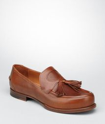 MoccasinsShoesLeatherBrown Bottega Veneta