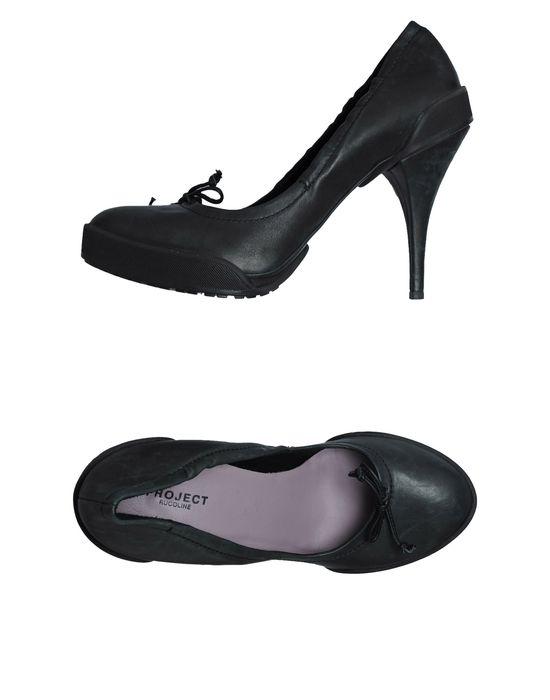 RUCO LINE PROJECT Туфли на платформе