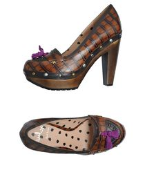 PAUL by PAUL SMITH - Moccasins with heel