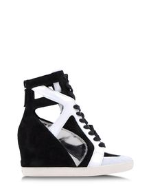 High-top sneaker - CASADEI