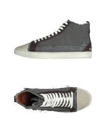 DOLCE & GABBANA - High-top trainers