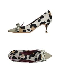 ANTONIO MARRAS - Closed-toe slip-ons