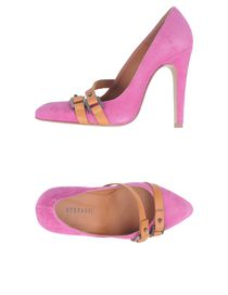 STEFANEL - Closed-toe slip-ons