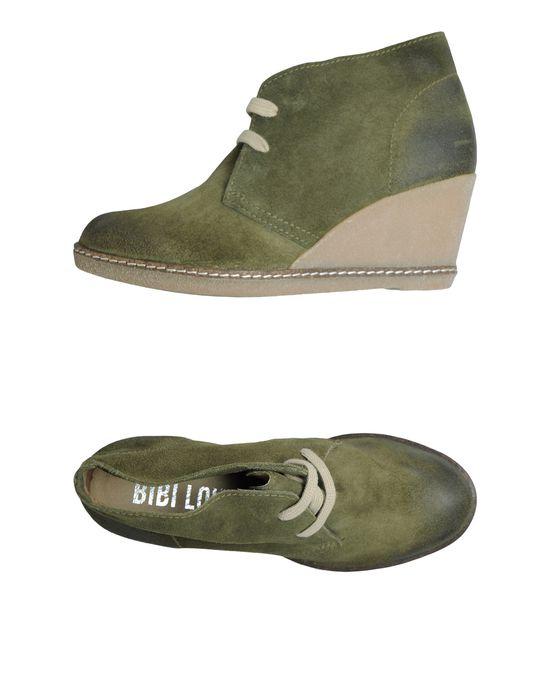 Ботинки на танкетке замша шнурки