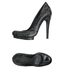 TORY BURCH - Platform pumps