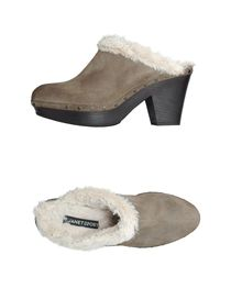 JANET SPORT - Open-toe mules