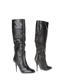 BURBERRY - High-heeled boots
