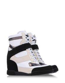 High-tops &amp; Trainers - MARC BY MARC JACOBS