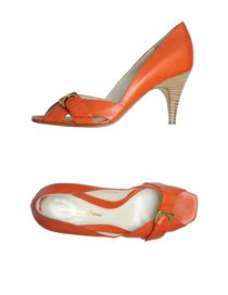 GIANVITO ROSSI - Decolletes open toe