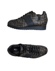FENDI - Sneakers & Tennis shoes basse