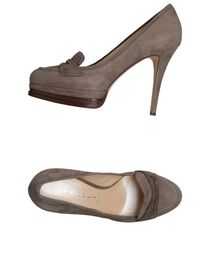 CASADEI - Moccasins with heel