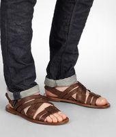 Intrecciato Calf Sandal