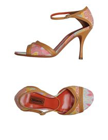 MISSONI - High-heeled sandals