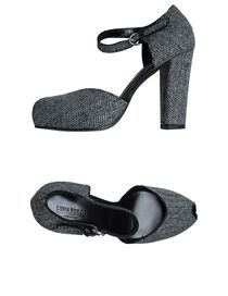 LENA MILOS - Platform sandals