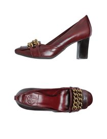 TORY BURCH - Moccasins with heel